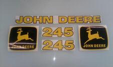 John Deere 245 Loader Decals