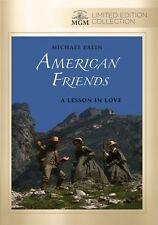 AMERICAN FRIENDS (1993 Michael Palin) -  Region Free DVD - Sealed