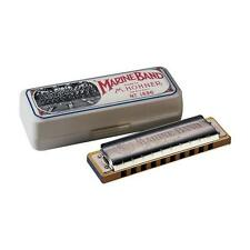 HOHNER MARINE BAND DIATONIC 10-HOLE HARMONICA MODEL1896BX IN THE KEY OF MINOR G