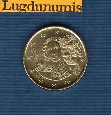 Italie 2012 - 10 centimes d'Euro - Pièce neuve de rouleau - Italia