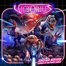 VICTORIUS - Dinosaur Warfare-Legend Of The Powersaurus - 5-Song-Digi-CD - 206002