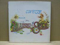 ALUNNI DEL SOLE - CAREZZE - 33 RPM - LP - GATEFOLD - RCA