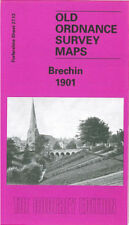 Scotland Angus/Forfarshire 1900-1909 Date Range Antique Europe Maps & Atlases