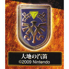 Zelda Skyward Sword Shield Pin Legend of NEW