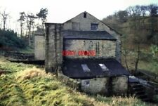 PHOTO  1991 LUMB HOLE MILL KETTLESHULME CHESHIRE THIS SHOWS THE LEAN-TO ENGINE H