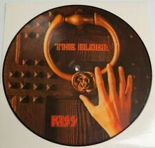 KISS MUSIC FROM THE ELDER PICTURE DISC NUMBERED #