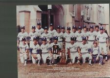 Don Mattingly  ONE High School Team Picture PLUS ONE  Minor League Card