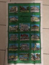 Vintage Charters Towers Pure Linnen Tea Towel