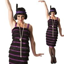 Rubie's Official Flapper Fancy Dress Adult Costume - Small