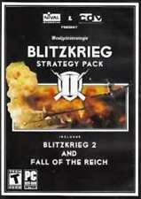 Blitzkrieg 2 II Strategy Pack - PC DVD - New & Sealed