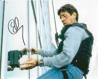 "ERIC ROBERTS ""ACTOR"" genuine signed autograph 10""x8"" COA  25847"