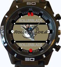 Patines NUEVO SERIE GT deportivo unisex regalo reloj de pulsera Vendedor GB
