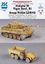 """JSC 728 - PzKpfw VI """"Tiger"""" H1, Krupp Protze L2H143"""