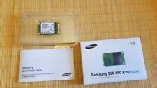 SAMSUNG V-NAND SSD 850 EVO mSATA MZ-M5E1T0 SOLID STATE DRIVE - 1TB