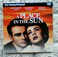 085 DVD PROMO  A Place In The Sun - Elizabeth Taylor Montgomery Clift Shelley