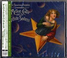 THE SMASHING PUMPKINS-MELLON COLLIE AND THE INFINITE SADNESS-JAPAN 2 CD H00