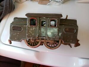 Lionel Pre War Locomotive. New York Central #38 As Is