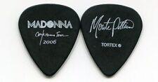 Madonna 2006 Confessions Tour Guitar Pick! Monte Pittman custom concert stage