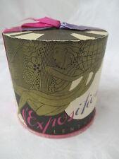 1920's Lentharic Parfum Bottles l'Exposition Box Art Deco Mac Harshberger illust