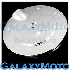 09-16 Dodge Ram Triple Chrome Plated ABS Gas Fuel Door Cover All model+Hemi