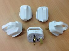 100x Clipsal UNASSEMBLED CONTROL ADAPTORS Insulated Pins White *Australian Brand