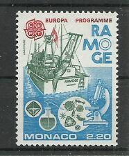 SCHIFFE/ CEPT 1986 - Monaco MiNr 1746 **
