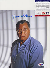 JAMES EARL JONES STAR WARS DARTH VADER SIGNED 8X10 PHOTO PSA/DNA COA #T60038