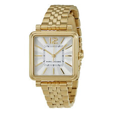 Marc By Marc Jacobs Vic Silver Dial Ladies Watch MJ3462