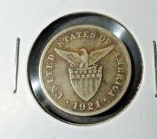 1921-(M) US/Philippines 5 Five Centavos Coin Circulated - Copper-Nickel - Manila