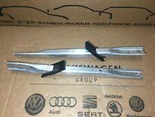 Audi S4 B9 3.0 TFSI 16-19 RHD Genuine Left & Right Strut Brace Bars 8W0805646B