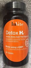 Detox Hx Herbal, Amino Acid This Supplement Nutritional Support For The Liver 30