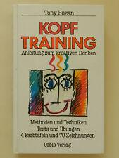 Kopftraining Tony Buzan Anleitung zum kreativen Denken