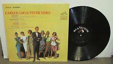 PETER NERO Career Girls, orig RCA vinyl LP, 1965, VG+, songs about women/girls
