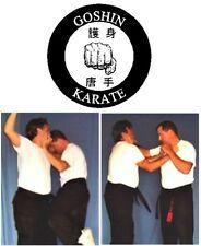 Goshin Karate Black Belt Home Study Dvd Course