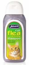 Jvp Cat Flea Cleansing Shampoo 200ml (Pack of 6)