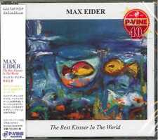 MAX EIDER-THE BEST KISSER IN THE WORLD-JAPAN CD BONUS TRACK F30
