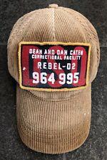DSQUARED2 F/W 2014 DSQ REBEL D2 BASEBALL HAT MÜTZE CAPI HUT CAP KAPPE CAPELLO