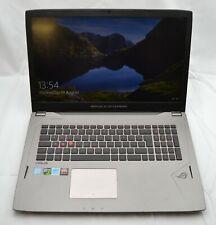 ROG GL702V 17.3'' Gaming Laptop i5 8GB Ram 128GB SSD 1TB HDD Win10 FREEPOST