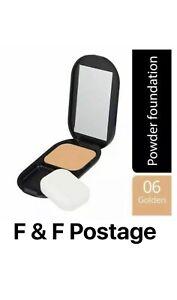 Max Factor Facefinity Compact Foundation 10g - (006 Golden)