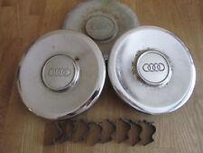 Audi Radkappen Zierkappen 3 Stück