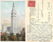 USA New York  - Metropolitan Life Insurance Building YEAR 1910 (A-L 577)