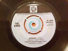 THE KINKS - 1970 Vinyl 45rpm 7-Single - APEMAN