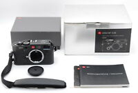 【ALMOST MINT IN BOX】Leica M7 0.58 35mm Rangefinder Film Camera BLACK From JAPAN