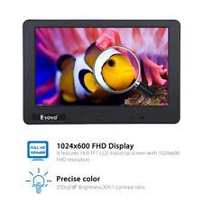 7inch FT LCD Screen AV/CVBS/BNC dio Monitor BNC AV For Car TV DVR Camera HOT