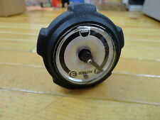 EZ-GO COLUMBIA HARLEY GOLF CART GAS CAP WITH GAUGE MADE IN U.S.A.