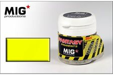 MIG Productions F617 Pigments Sulfur Yellow