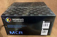 """NEW Memphis Audio 15-MCR12S4 12"""" Single Voice Coil 4 Ohm Subwoofer"""