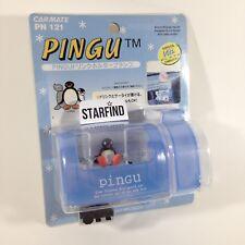 Vintage Pingu Swing Penguin Car Mate Air conditioner Mount Drink Holder PN121