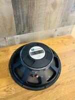 """JBL 15"""" Inch E130-8 Speaker Original Cone 8 OHM 6.4k tests great!"""