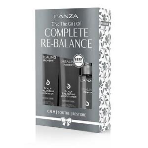L'Anza Healing Remedy Set - Shampoo, Scalp Treatment + FREE Conditioner